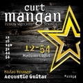 Curt Mangan Acoustic Guitar 80/20 Bronze Medium Light (12-54)