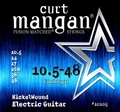 Curt Mangan Nickel Wound Set (10.5-48)