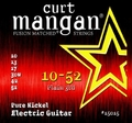 Curt Mangan Pure Nickel Plain 3rd (10-52)