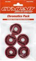 Cympad CPCS15/5 set of 5 Pcs. (Red)