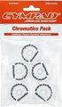 Cympad CPCS15/5 set of 5 Pcs. (White)
