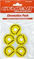 Cympad CPCS15/5 set of 5 Pcs. (Yellow)