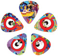 D'Addario Beatles Yellow Submarine Pick Thin 50th Anniversary