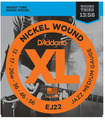 D'Addario EJ22 Jazz Medium Gauge / 013-056