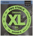 D'Addario EPS165-5 Regular Light Top, Medium Bottom, Long Scale (045-135)