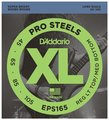 D'Addario EPS165 ProSteels XL / Regular Light Top/Medium Bottom (045-105)