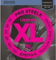D'Addario EPS170-6 - ProSteels Round Wound Bass Strings