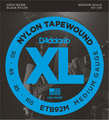 D'Addario ETB92M Nylon Tapewound, Medium Scale (50-105)