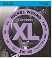 D'Addario EXL 190  Custom Light (040-100)