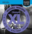 D'Addario EXL115BT Balanced Tension Jazz-Rock / 011-050 E-Gitarren Saitensatz .011