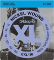 D'Addario EXL116 Medium Top / Heavy Bottom 011-052 E-Gitarren Saitensatz .011