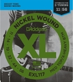 D'Addario EXL117 Medium Top/Heavy Bottom 011-056 E-Gitarren Saitensatz .011