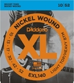 D'Addario EXL140 Light Top/Heavy Bottom / 010-052