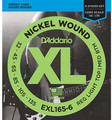 D'Addario EXL165-6 Regular Light Top / Medium Bottom, Long Scale