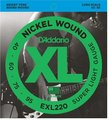 D'Addario EXL220 Super Soft Gauge, Long Scale (040-095)
