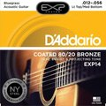 D'Addario EXP14 / 012-056 (Light Top / Med Bottom)