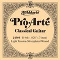 D'Addario J 4304 (light tension)