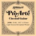 D'Addario J 4306 (light tension)