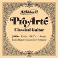D'Addario J4406 (Extra-Hard Tension - E 6th)
