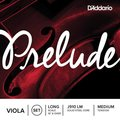 D'Addario J910 LM Prelude Viola String Set (long scale - medium tension)