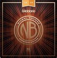 D'Addario NB1256 (light top, medium bottom)