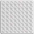 DJ TechTools Midi Fighter 64 (white)
