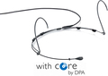 DPA d:fine CORE 4066 Omni Headset Mic, 3-Pin Lemo (black)