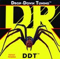 DR Strings DDT5-55 5 String Heavy