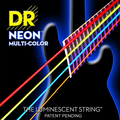 DR Strings NMCB6-30 6 String Medium (Multi-Color)