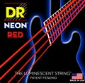 DR Strings NRB5-40 5 String Lite (red)