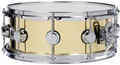 DW Drum Workshop Snaredrum Messing (14 x 6.5')