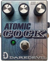 Daredevil Pedals Atomic Cock (cocked wah)