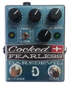 Daredevil Pedals Cocked & Fearless / 2-in-1 Distortion & Cocked Wah Pedal (wah)