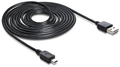 DeLock Easy-USB2.0-Kabel A-MiniB (2m)