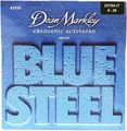 Dean Markley Blue Steel Electric Guitar Strings Extra Light (8-38)