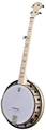 Deering Goodtime Two 5-String Resonator with GigBag (left handed)