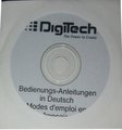 Digitech Manual CD