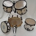 Drumcraft Shellset Demo Model Serie 6 (Pearl White)