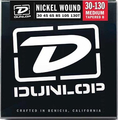 Dunlop DBN30130T Nickel Pl. R./W. Long Sc. Medium Tapered (.030-.130)