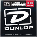 Dunlop DBS30130T Stainless Steel R./W. Long Sc. Medium Tapered (.030-.130)
