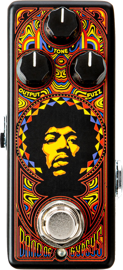Dunlop JHW4 Band Of Gypsys Fuzz