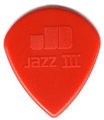 Dunlop Jazz III Red 47R3N (24 picks)