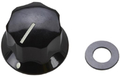 Dunlop MXR Knob Plastic with Skirt & Screw -Bulk