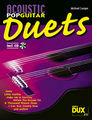 Dux Acoustic Pop Guitar Duets Langer Michael