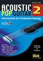 Dux Acoustic Pop Guitar Vol 2 / Langer Michael (incl. CD)