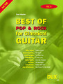 Dux Best of Pop & Rock Vol 9 / for classical Guitar