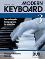 Dux Modern Keyboard Vol 3 Loy Günter / Schule