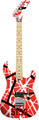 EVH Striped Series 5150 (Red with Black Stripes)