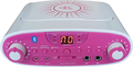 Easy Karaoke EKG88 Bluetooth Karaoke Machine (pink)