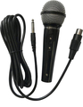 Easy Karaoke EKWM100 Microphone (black)